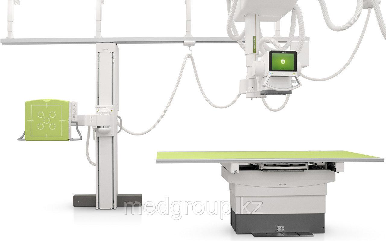 Многофункциональная цифровая система премиум-класса Philips DigitalDiagnost C90