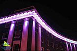 Заливка световая фасада здания, освещение линейное, направленое освещение фасадов. Подбор оборудования, фото 6