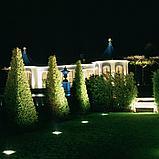Ланшафтная подсветка территорий, освешение деревьев, предусадебных участков, освещение дворов, улиц, парков., фото 2