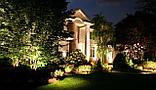Ланшафтная подсветка территорий, освешение деревьев, предусадебных участков, освещение дворов, улиц, парков., фото 4