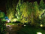 Ланшафтная подсветка территорий, освешение деревьев, предусадебных участков, освещение дворов, улиц, парков., фото 6