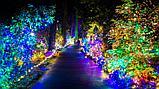 Ланшафтная подсветка территорий, освешение деревьев, предусадебных участков, освещение дворов, улиц, парков., фото 9