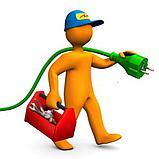 Электромонтажные работы, работы с проектами,  монтаж и проектирование., фото 3