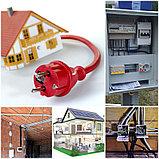 Электромонтажные работы, работы с проектами,  монтаж и проектирование., фото 9