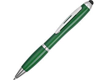 Ручка-стилус шариковая Nash, зеленый