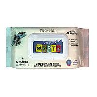 Детские влажные салфетки Marti, 80 шт.
