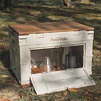 Складной ящик Naturehike NH20SJ036 (577450=blue 25L)
