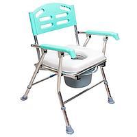 """Кресло-туалет серии """"Akkord-Basis"""" Titan LY-2020L с съемным санитарным устройством для инвалидов"""