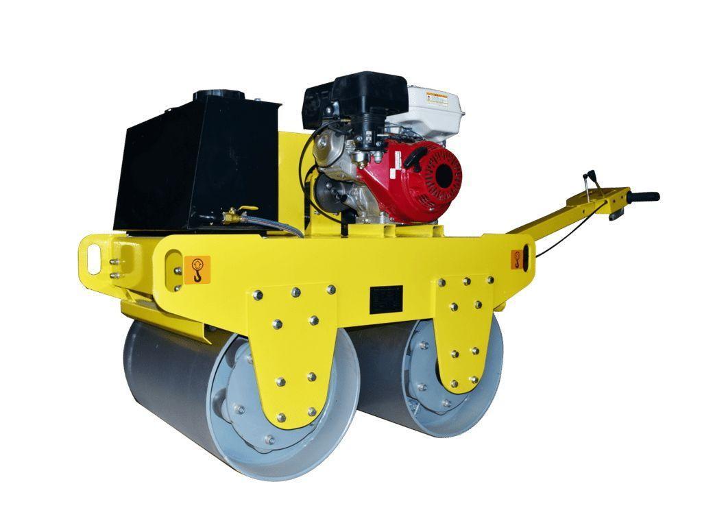 Виброкаток ручной одновальцовый TOR R500A бензиновый