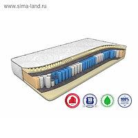 Матрас Sleep Smart Zone, размер 150 х 195 см, высота 21 см, трикотаж