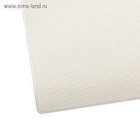 Обтяжка каблучная полиуретановая Line, 320 × 280 × 1,2 мм, белый