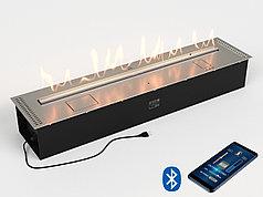 Автоматический биокамин Good Fire 1200 RC INOX