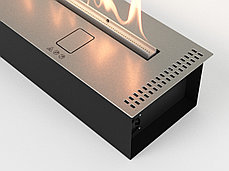 Автоматический биокамин Good Fire 1200 RC INOX, фото 3