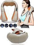 Массажёр роликовый  для спины и шеи Massager of Neck Kneading, фото 2