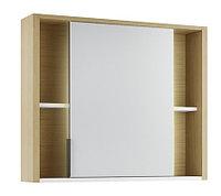 Шкаф с зеркалом Edelform Уника 80, 2-744-45-S