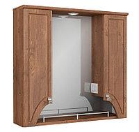 Шкаф с зеркалом Edelform Пиллау80, 2-141-025-S