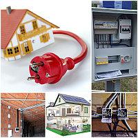 Электромонтажные работы, работы по монтажу электросетей,  проектирование, расчет, подбор оборудования, фото 5
