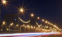 Монтаж уличного освещения, монтаж фонарей, монтаж светильников, монтаж опор уличного освещения, фото 5
