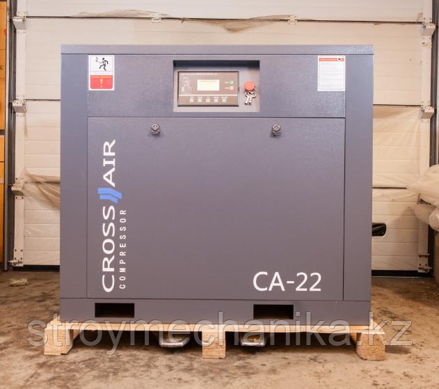 Винтовой компрессор Crossair CA 22-10 RA (3,2 м3/мин, 10 Бар)