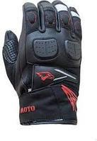 """Перчатки Hawk Moto """"Black Fox"""""""