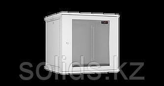 Настенный разборный шкаф TLK  12U стекло 600х600