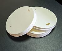 Крышки бумажные d=90 для горячих напитков