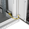 Настенный разборный шкаф TLK 6U стекло 600х350, фото 4