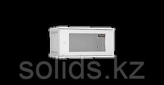 Настенный разборный шкаф TLK 6U стекло 600х450