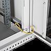 Настенный разборный шкаф TLK 6U стекло 600х450, фото 4