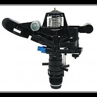 """Разбрызгиватель пульсирующий с двумя насадками и наружной резьбой 3/4"""" AP 3005 (004)"""