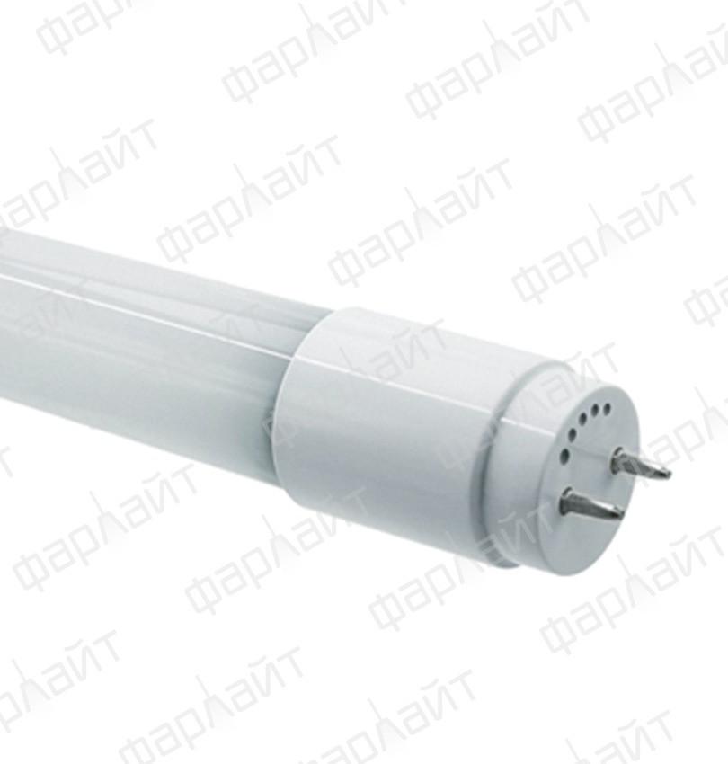 Лампа светодиодная T8 18 Вт 4000К, 6500К 1200мм G13 Фарлайт