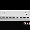 Настенный разборный шкаф  6U стекло 600х350, фото 3