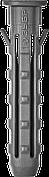 Дюбель распорный полипропиленовый, 6 x 30 мм, 1000 шт, ЗУБР