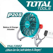 Вентилятор аккумуляторный TOTAL TFALI2002