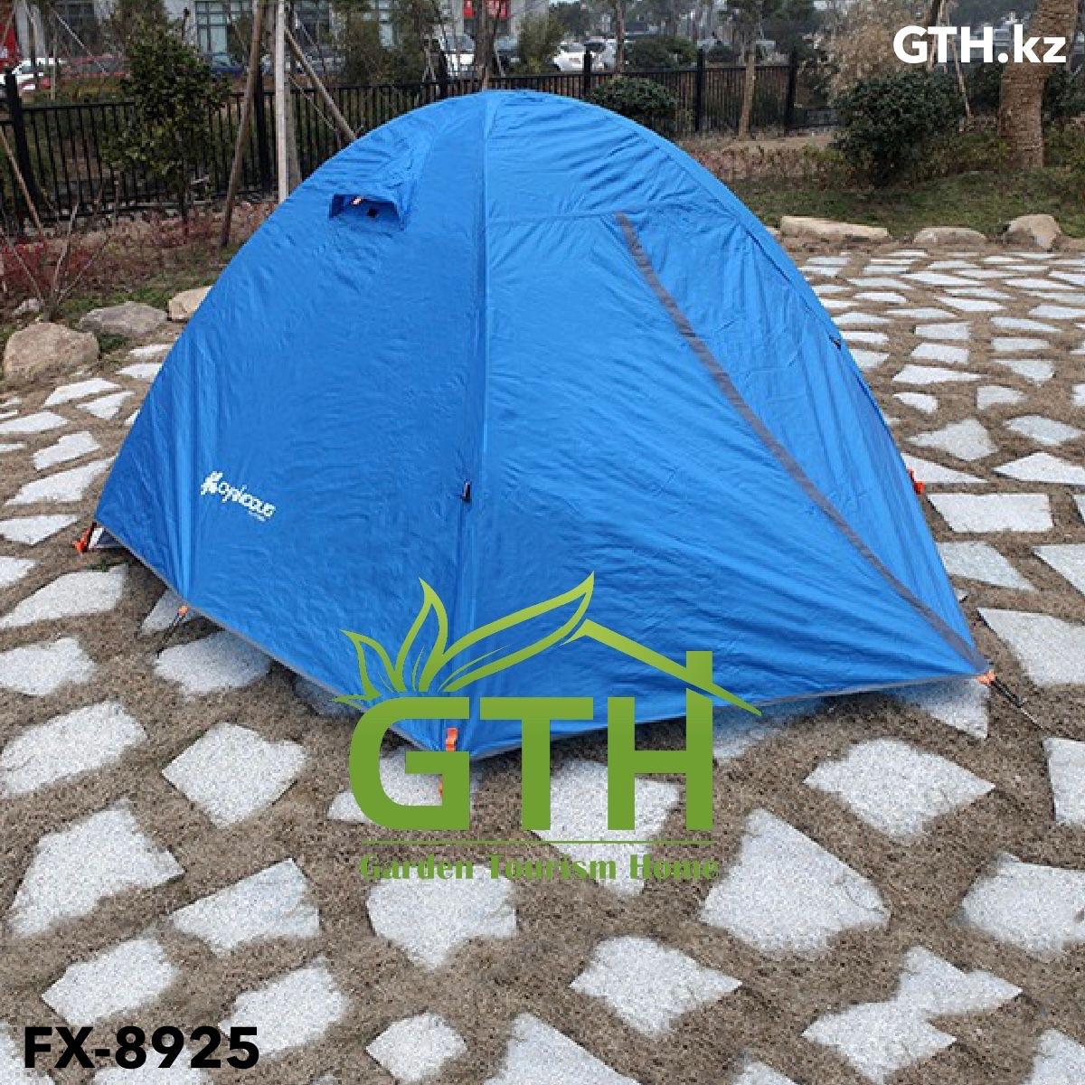 Горные палатки Chanodug FX-8935. Двухместные, двухслойные. Доставка. - фото 3