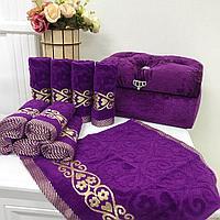 Кухонные полотенца 10в1 Жаккард