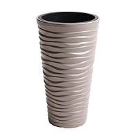 Горшок с внутренней вставкой Sand Slim DPSA 300 | Prosperplast(Польша)