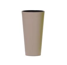 Горшок цветочный высокий матовый TUBUS Slim DTUS 300 Польша Prosperplast
