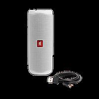 Динамик JBL Портативная акустическая система JBL Flip 5 цвет белый JBLFLIP5WHT