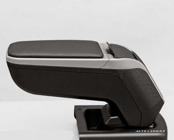 Подлокотник ARMSTER 2 SILVER для KIA RIO (RUS) 2012-, EXP.V00406