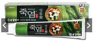 LG Perioe Зубная паста с бамбуковой солью Bamboosalt Gumcare / 120 мл.