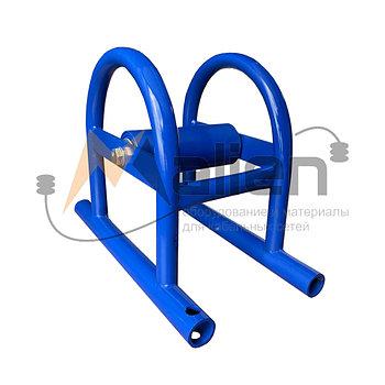 Ролик кабельный линейный РЛ-100М (диаметр кабеля до 100 мм, нагрузка на ролик до 200 кг) МАЛИЕН