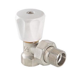 """Клапан радиаторный регулирующий угловой (компактный) 1/2"""" VALTEC, фото 2"""