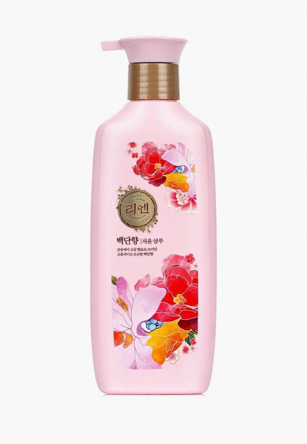"LG ReEn Парфюмированный лечебный шампунь ""Сандаловое дерево и цветы"" Perfume Baekdanhyang / 500 мл."