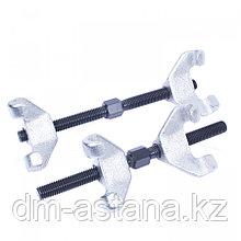 МАСТАК Стяжка амортизаторных пружин, 230 мм, кованная, двойной крюк, 2 предмета МАСТАК 100-04230