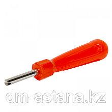МАСТАК Отвертка для снятия / установки золотников ниппелей МАСТАК 109-41002