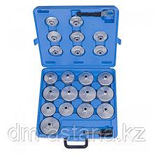 МАСТАК Набор съемников масляных фильтров, 23 предмета МАСТАК 103-40023C