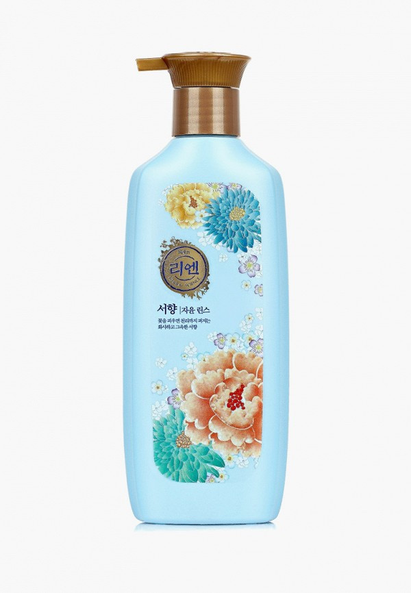 "LG ReEn Парфюмированный лечебный кондиционер ""Жасмин"" Perfume Seohyang / 500 мл."