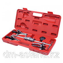МАСТАК Обратный молоток для внутренних и внешних подшипников, 15-80 мм, кейс, 6 предметов МАСТАК 100-31005C