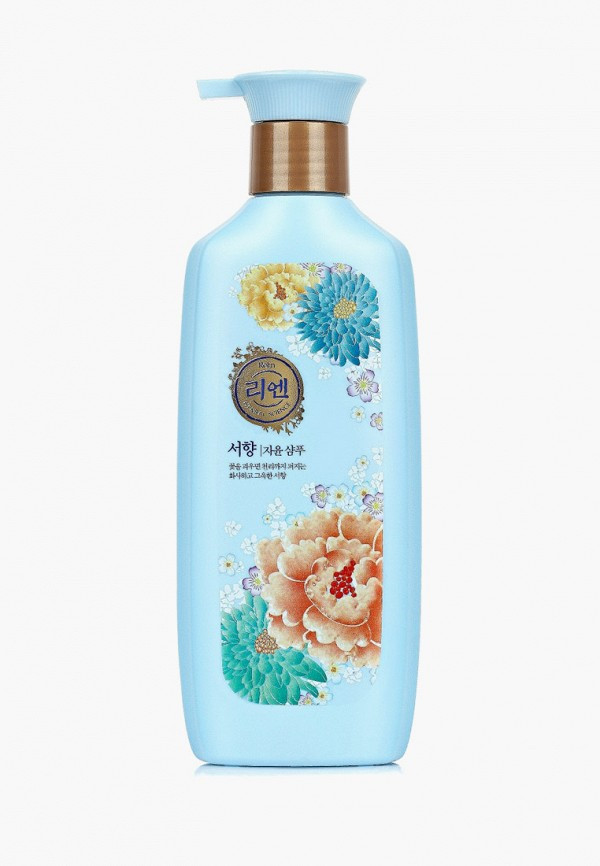 "LG ReEn Парфюмированный лечебный шампунь ""Жасмин"" Perfume Seohyang / 500 мл."